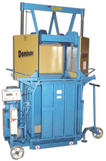 Lyco Dominator Wool Press