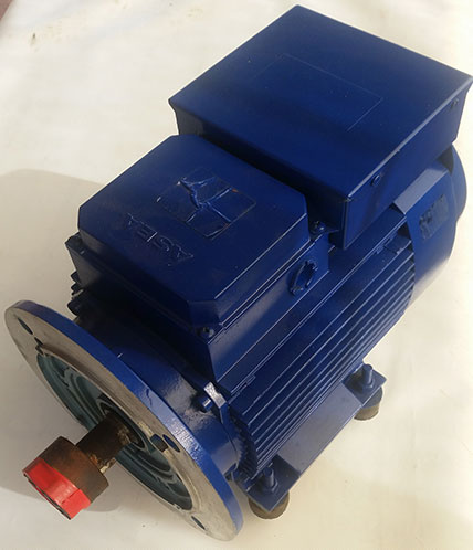 TPW blue motor